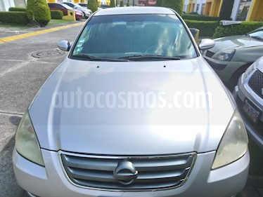 Foto venta Auto usado Nissan Altima S 2.5L CVT (2002) color Plata precio $53,000
