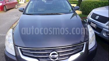Foto Nissan Altima S 2.5L CVT usado (2011) color Azul precio $95,000