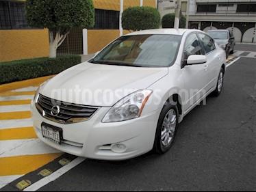 Foto Nissan Altima S 2.5L usado (2012) color Blanco precio $109,900