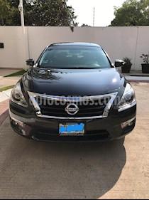 Foto venta Auto usado Nissan Altima SE 3.5L V6 (2015) color Gris Oscuro precio $230,000
