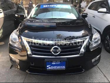 Foto venta Auto usado Nissan Altima Sense (2015) color Negro precio $185,000