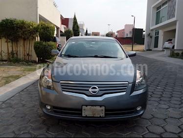 Foto venta Auto usado Nissan Altima SL 2.5L CVT High (2007) color Gris Oscuro precio $87,000