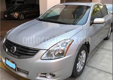 Foto Nissan Altima SL 2.5L CVT High  usado (2012) color Plata precio $143,000