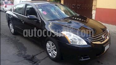Foto venta Auto usado Nissan Altima SL 2.5L CVT High  (2010) color Negro precio $130,000