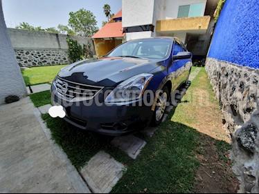 Foto venta Auto usado Nissan Altima SL 2.5L CVT High  (2010) color Gris precio $125,000