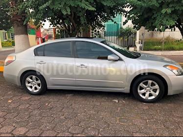 Foto venta Auto usado Nissan Altima SL 2.5L CVT High (2007) color Gris Plata  precio $85,000