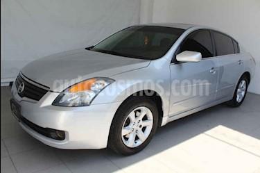 Foto venta Auto usado Nissan Altima SL 2.5L CVT High (2009) color Plata precio $109,000
