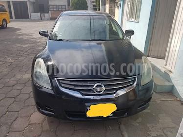 Foto venta Auto usado Nissan Altima SL 2.5L CVT High  (2011) color Negro precio $105,000