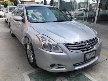 Foto venta Auto usado Nissan Altima SL 2.5L CVT High  (2012) color Plata precio $120,000