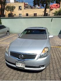 Foto venta Auto usado Nissan Altima SL 2.5L CVT High (2008) color Plata precio $98,500