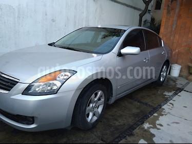 Foto venta Auto usado Nissan Altima SL 2.5L CVT High (2008) color Plata precio $91,000