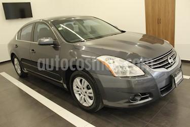 Foto venta Auto usado Nissan Altima SL 2.5L CVT (2010) color Gris precio $139,000