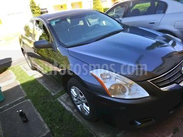 Foto venta Auto usado Nissan Altima SL 2.5L CVT (2011) color Azul precio $109,500