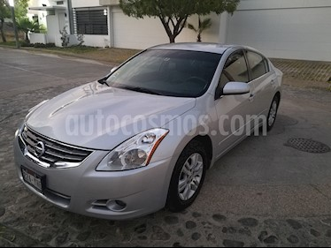 Nissan Altima SL 2.5L CVT usado (2012) color Plata precio $140,000