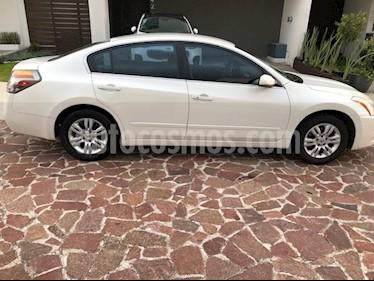 Foto venta Auto usado Nissan Altima SL 2.5L CVT (2010) color Blanco precio $115,000