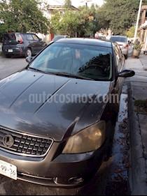 Foto venta Auto usado Nissan Altima SL 2.5L (2005) color Gris precio $69,000