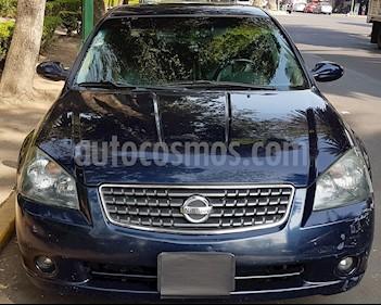 Foto venta Auto Seminuevo Nissan Altima SL 2.5L (2005) color Azul precio $58,000