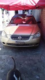Foto venta Auto usado Nissan Altima SL 2.5L (2002) color Oro precio $137,500