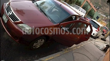 Nissan Aprio 1.6L Base usado (2008) color Rojo Burdeos precio $55,000