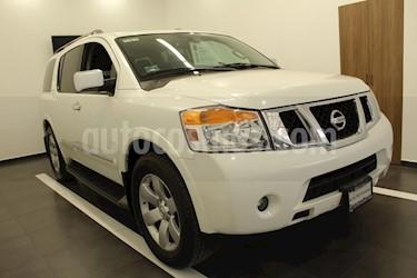 Foto venta Auto usado Nissan Armada Advance (2014) color Blanco precio $336,000
