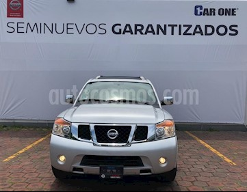 Foto venta Auto usado Nissan Armada Advance (2013) color Plata precio $290,000