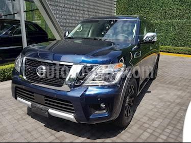 foto Nissan Armada Exclusive usado (2017) color Azul precio $830,000