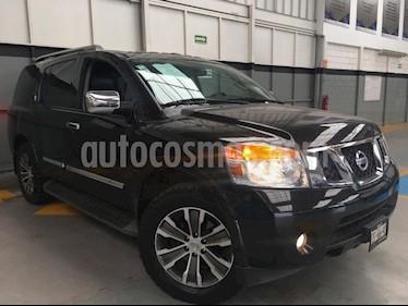 Foto venta Auto Seminuevo Nissan Armada Exclusive (2015) color Negro precio $490,000