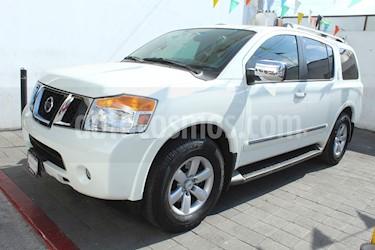 Nissan Armada Advance usado (2013) color Blanco precio $235,000