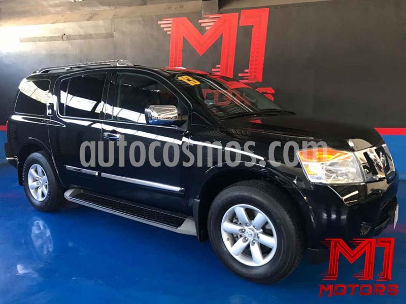 Foto Nissan Armada Advance usado (2013) color Negro precio $254,000