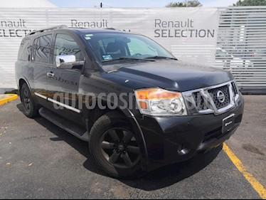 Nissan Armada Advance usado (2013) color Negro precio $230,000