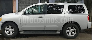 Nissan Armada SE 4x2 usado (2007) color Plata precio $138,000