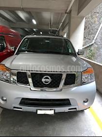 Foto Nissan Armada SE 4x4 Paq Arrastre usado (2012) color Gris Plata  precio $260,000