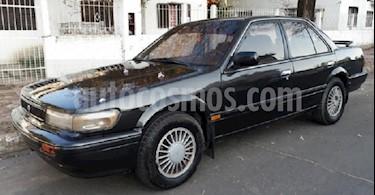 Foto venta Auto Usado Nissan Bluebird 1.8 (1991) color Negro
