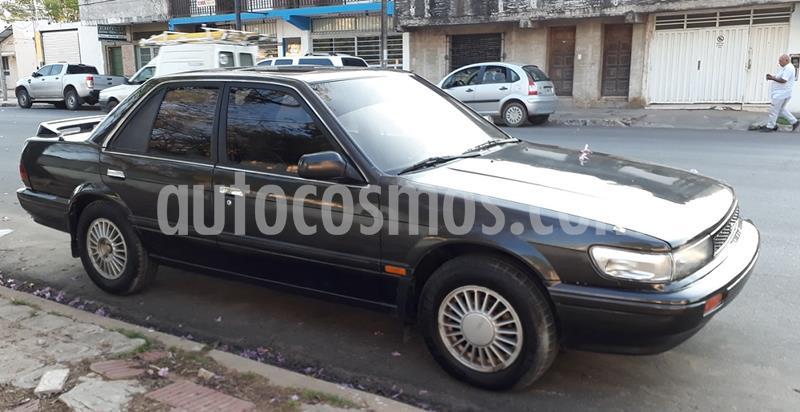 Nissan Bluebird 1.8 usado (1991) color Negro precio $250.000