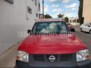 Foto venta Auto usado Nissan Estacas Largo TM5 (2015) color Rojo precio $165,000