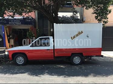 Foto venta Auto usado Nissan Estacas Largo TM5 (1997) color Blanco precio $59,000