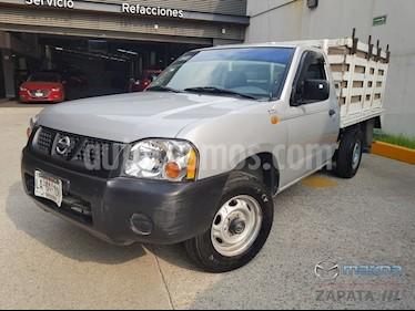 Foto Nissan Estacas Largo TM5 usado (2015) color Gris Plata  precio $175,000