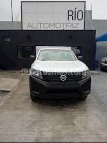 Nissan Estacas Largo TM5 usado (2016) color Blanco precio $219,000
