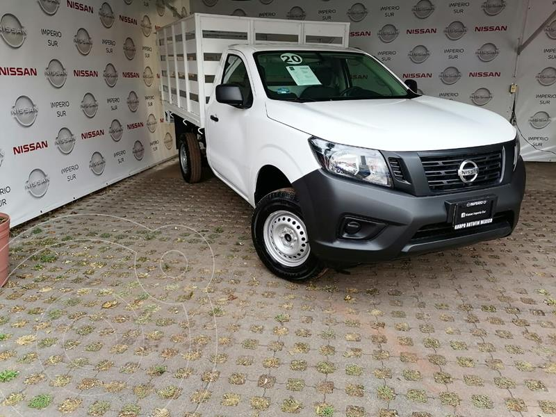 Nissan Estacas Largo TM5 usado (2020) color Blanco precio $335,000