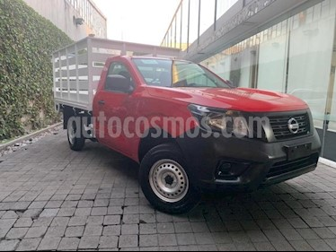 Nissan Estacas 2P L4/2.4 MAN D/H P/SEG usado (2019) color Rojo precio $260,000