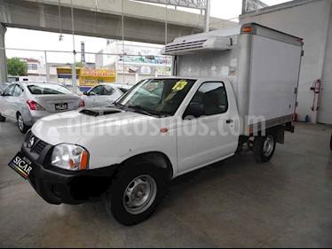 Nissan Estacas Largo TM5 usado (2013) color Blanco precio $189,000