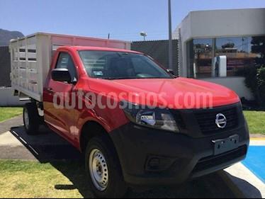 Foto venta Auto usado Nissan Estacas NP300 ESTACAS TM DH AC (2018) color Rojo precio $265,000