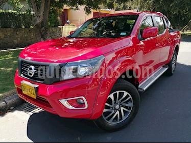 Foto venta Carro usado Nissan Frontier NP300 2.4L 4x2 Doble Cabina (2018) color Rojo precio $74.900.000