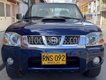 Nissan Frontier NP300 2.5L Chasis 4x2 Diesel usado (2012) color Azul precio $40.800.000