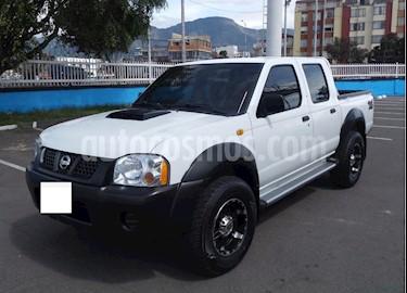Nissan Frontier NP300 2.5L 4x4 Diesel  usado (2013) color Blanco precio $30.000.000