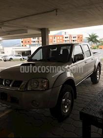 Nissan Frontier NP300 2.5L Pick-Up 4x2  usado (2015) color Plata precio $45.000.000