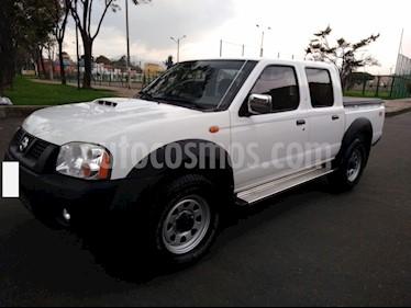 Nissan Frontier NP300 2.5L Chasis 4x4 Diesel  usado (2015) color Blanco precio $26.000.000