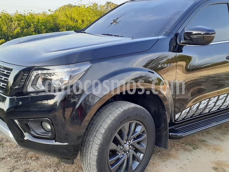 Nissan Frontier NP300 2.5L LE Diesel Aut 4x4 usado (2020) color Negro precio $136.000.000