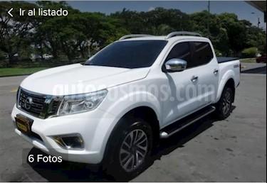 Nissan Frontier NP300 LE Aut usado (2016) color Blanco precio $92.000.000