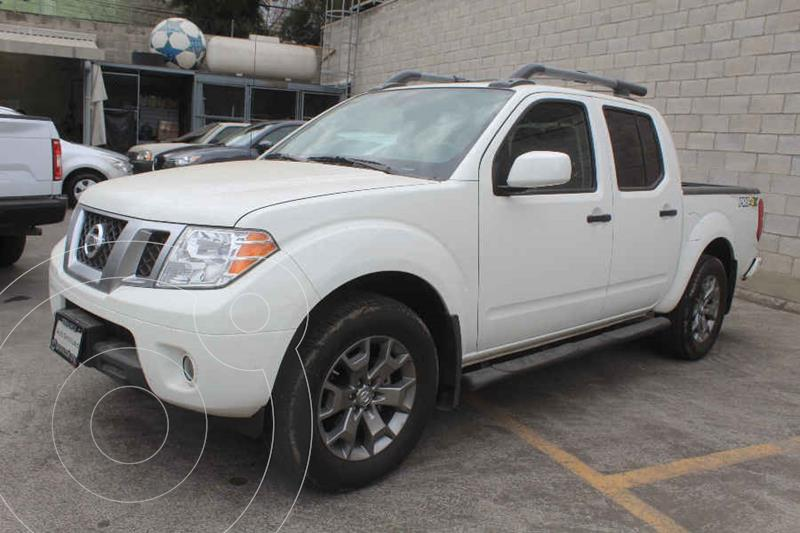 Nissan Frontier Pro-4X Pro-4X 4x2 V6 usado (2020) color Blanco precio $459,000